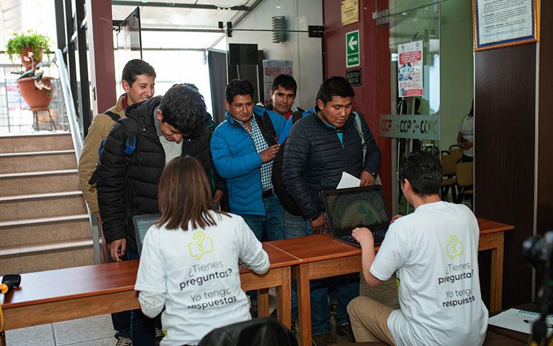 Ya soy continental Cusco