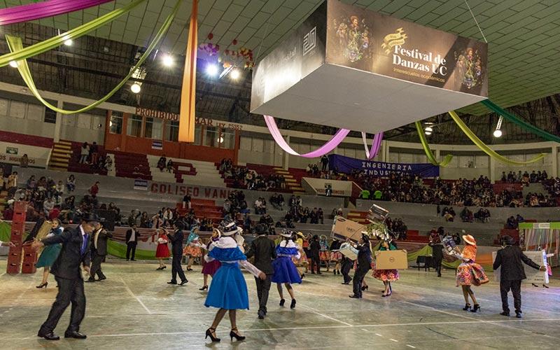 Elencos de danza de Huancayo